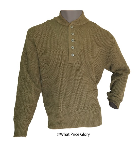 US GI 5-button Sweaters_L