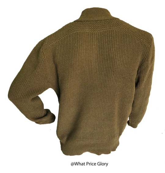 US GI 5-button Sweaters_L2