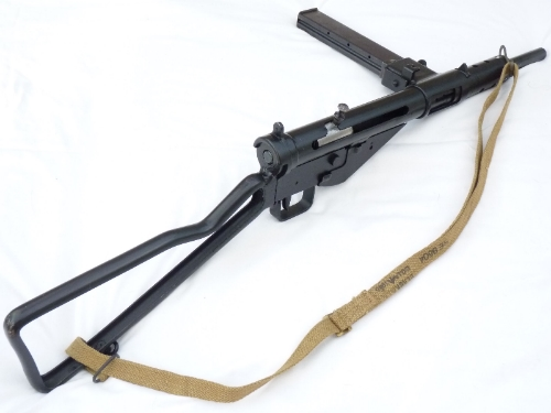 deactivated-sten-mk2-british-built-submachine-gun-c-w-sling-and-sliding-cocking-handle-sold-305-p